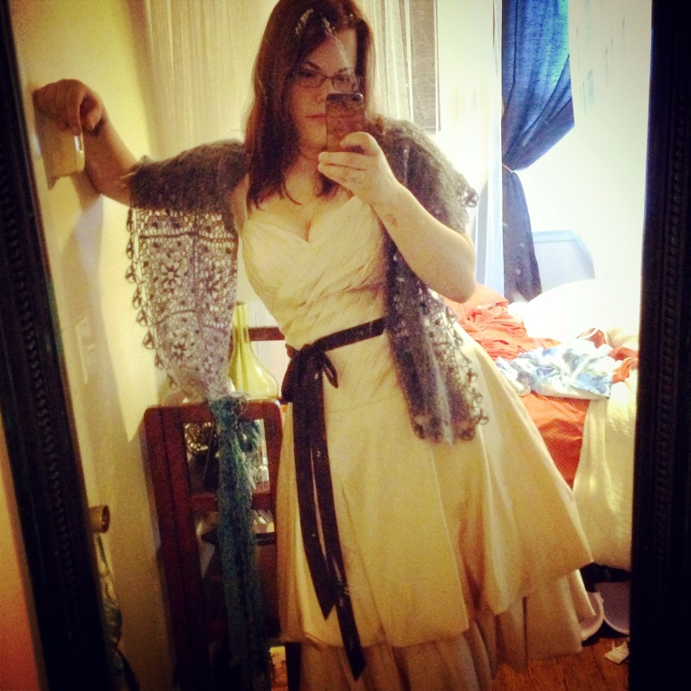 dress on me