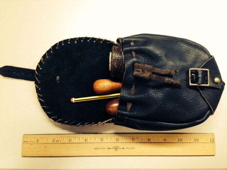 etsy - satchel black open