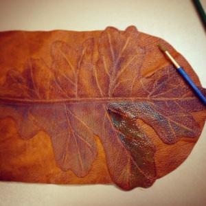 oak half