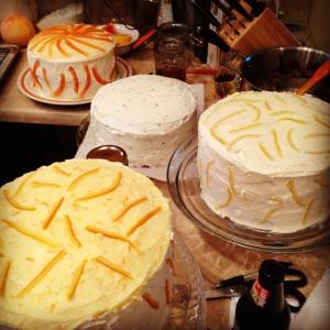 blog - cakes