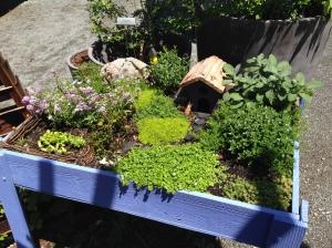 blog - moss garden