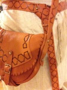 mage satchel and belt